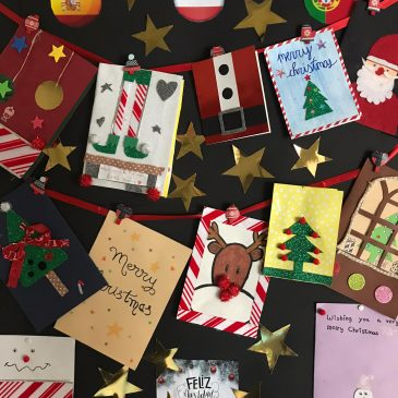 Erasmus+: felicitaciones de Navidad 2020