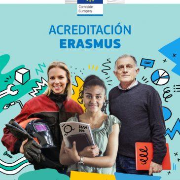 Concesión de la acreditación Erasmus+ al IES El Parador